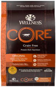 Wellness Core Natural Grain Free Dry Dog Food Original Turkey & Chicken Photo