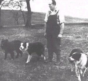 John Richardson and Wiston Cap Photo